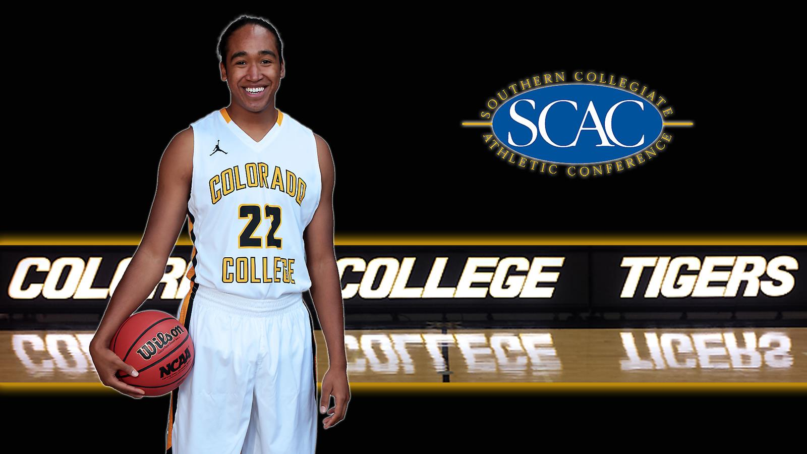 Black Named Scac Player Of The Week