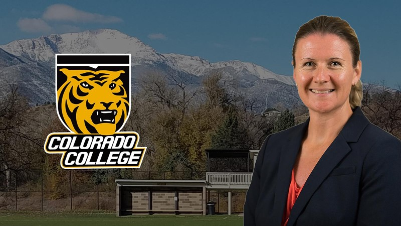Lesley Irvine Named VP and Director of Athletics - Colorado College Athletics