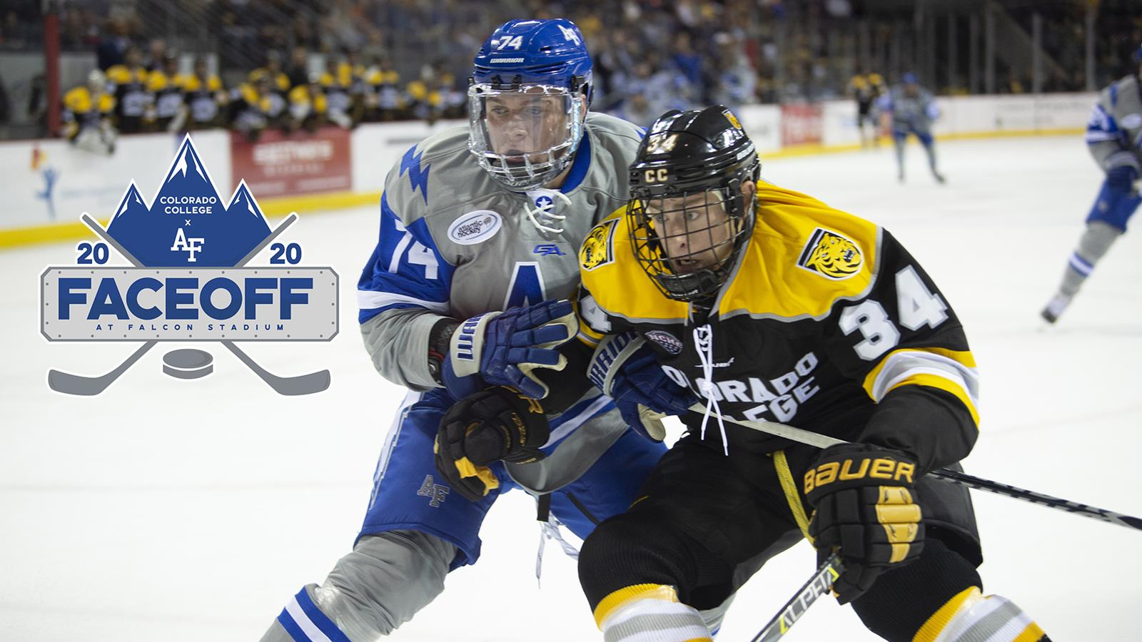 CC and Air Force to Play in Faceoff at Falcon Stadium - Colorado College  Athletics
